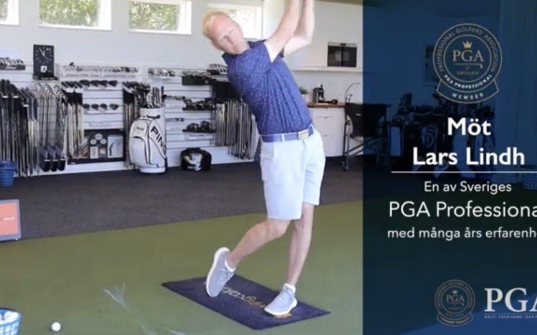 PGA intervjuar Lars