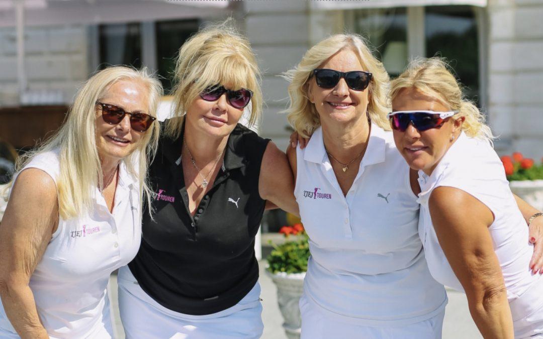 Tjejtouren bjuder in till Ladies Invitational