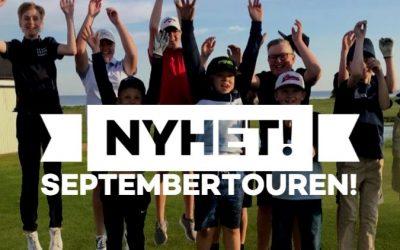 NYHET! Septembertouren för juniorer
